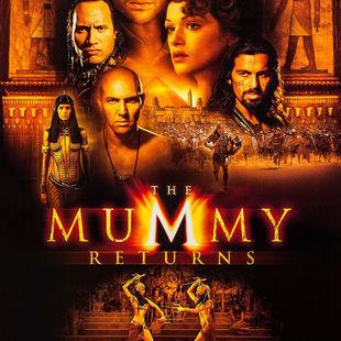 2001 The Mummy Returns
