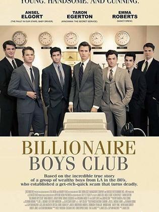 Billionaire Boys Club full Movie Download