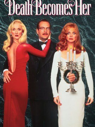 Movie - Death Becomes Her - 1992 Cast، Video، Trailer، photos