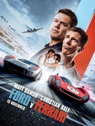 Movie Ford V Ferrari Le Mans 66 2019 Cast Video Trailer