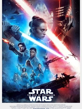 Movie Star Wars The Rise Of Skywalker 2019 Cast Video Trailer Photos Reviews Showtimes