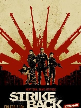Series - Strike Back 7 - 2019 Cast، Video، Trailer، photos، Reviews