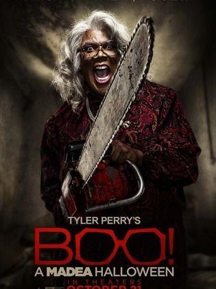 Boo! A Madea Halloween - Movie - 2016 - Cast، Video، Trailer ...