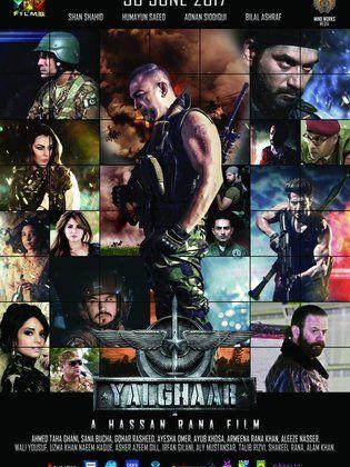 Yalghaar (2017) Hindi – Urdu 400MB Proper HDRip 480p x264