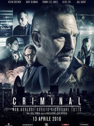 Criminal (2016) BDRip 720p 930MB [Hindi DD 5.1 – English] MKV
