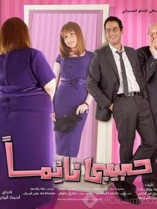 فيلم حبيبي نائما 2008 طاقم العمل فيديو الإعلان صور النقد الفني مواعيد العرض