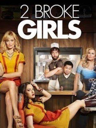 the cast of 2 broke girls