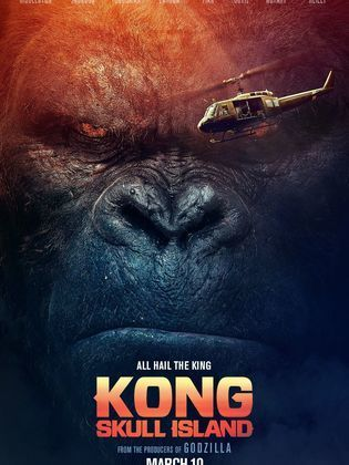 فيلم Kong Skull Island 2017 طاقم العمل فيديو الإعلان