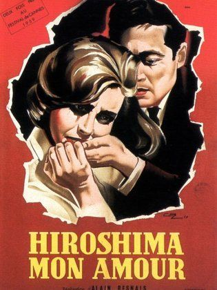 Movie - Hiroshima Mon Amour (Hiroshima, My Love) - 1959 Cast