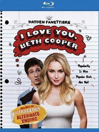 فيلم I Love You Beth Cooper 2009 طاقم العمل فيديو