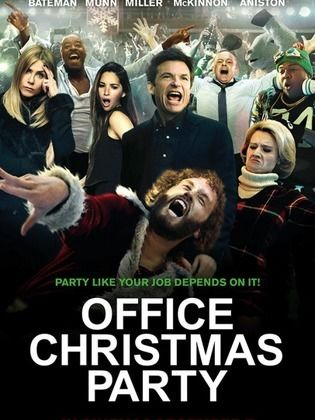 Office Christmas Party Movie 2016 Cast Video Trailer Photos