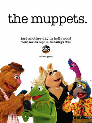 Series - 1 The Muppets - 2015 Cast، Video، Trailer، photos