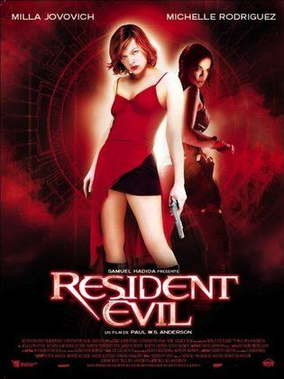 Movie Resident Evil 2002 Cast Video Trailer Photos Reviews