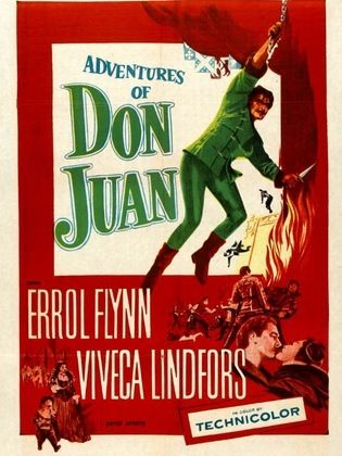 Movie - Adventures of don juan - 1948 Cast، Video، Trailer