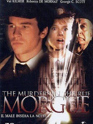 Movie Murders In The Rue Morgue 1984 Cast Video Trailer