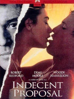 Indecent Proposal Movie 1993 Cast Video Trailer Photos