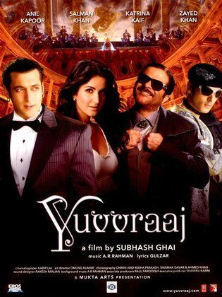 yuvvraj movie