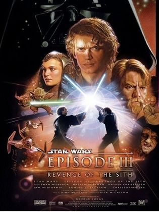 Movie Star Wars Episode Iii Revenge Of The Sith 2005 Cast Video Trailer Photos Reviews Showtimes