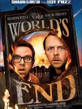 Movie - The World's End - 2013 Cast، Video، Trailer، photos