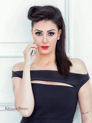 Ghada Abdel Razek nude