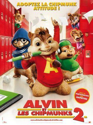 فيلم alvin and the chipmunks 2 مترجم