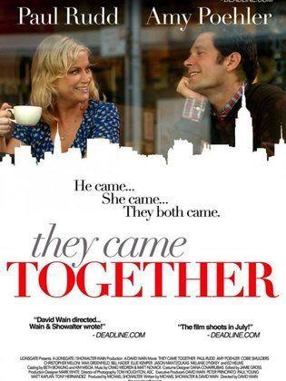 فيلم They Came Together 2014 طاقم العمل فيديو الإعلان