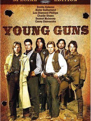 Young Guns Movie 1988 Cast D8 8c D8 8c Trailer D8 8c P Os D8 8c Reviews D8 8c Showtimes