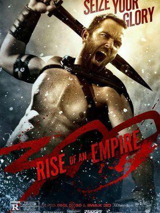 فيلم 300 Rise Of An Empire 2014 طاقم العمل فيديو
