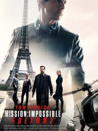Mission Impossible Fallout (2018) New HQ DVDScr 1.5GB Line [Tamil-Hindi-English] MKV