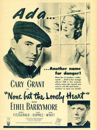b0f873b66 Movie - None But the Lonely Heart - 1944 Cast، Video، Trailer ...
