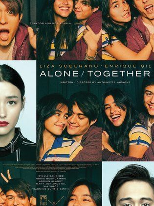 Movie Alone Together 2019 Cast Video Trailer Photos