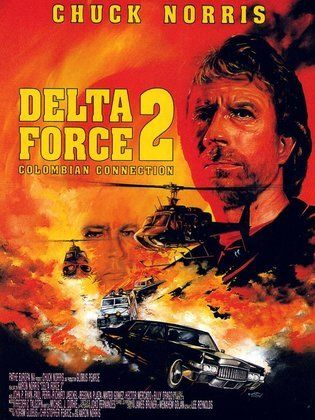 delta force 2 the colombian connection (1990) full movie