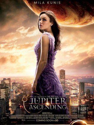 فيلم Jupiter Ascending 2015 طاقم العمل فيديو الإعلان