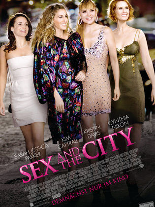 Sex and the city showtimes