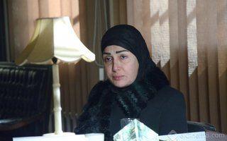 """بالصور: """"الكابوس"""" يُجبر غادة عبدالرازق على ارتداء الحجاب في رمضان"""