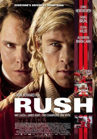 Rush: عن الرجالِ والشغف