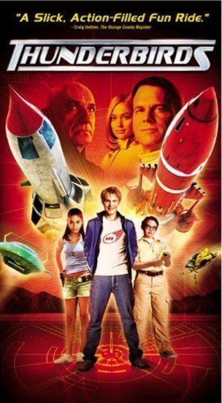 thunderbirds movie 2004 cast video trailer photos