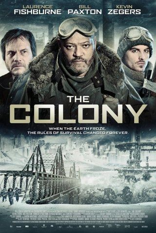 محتوى العمل The Colony فيلم 2013