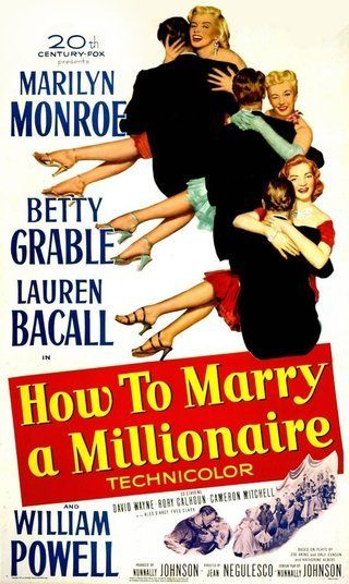 Movie - How to Marry a Millionaire - 1953 Cast، Video