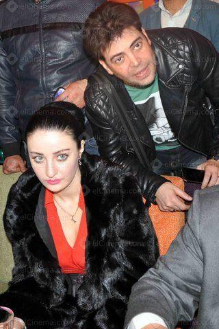 بالصور: صافيناز في مؤتمرها الصحفي تقارن موقفها بحسين الجسمي!