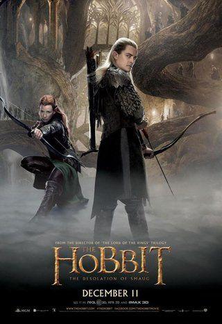 للأسبوع الثالث.. The Hobbit: The Desolation of Smaug على صدارة اﻹيرادات الأمريكية