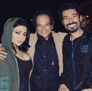 """هيفاء وهبي في إجازة من """"مريم"""" من أجل حفل غنائي بقبرص"""