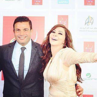 """عمرو دياب ونانسي عجرم وإليسا يزاحمون تامر حسني على عرش """"فيس بوك"""""""