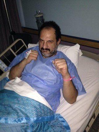 """خالد الصاوي بعد إصابته بفيروس الكبد: """"سوف أمسكه من قفاه وأشنقه"""""""