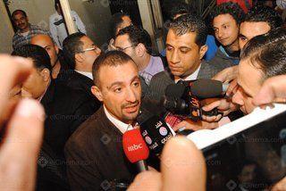 بالصور: السقا وغادة عادل وصفاء أبو السعود في المؤتمر التمهيدي ليوم اليتيم