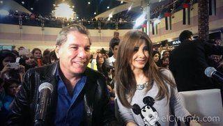 """بالصور: نانسى عجرم وعلي جابر يرأسان لجنة تحكيم """"Kids Talent Show"""" في أبوظبي"""