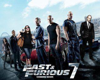 استكمال تصوير الجزء السابع من Fast & Furious بعد وفاة بول واكر