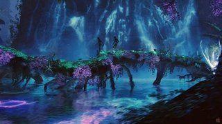 بالفيديو: ديزني لاند تقوم ببناء كوكب باندورا من فيلم Avatar