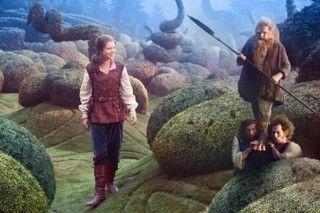 التحضير للجزء الرابع من سلسلة The Chronicles of Narnia