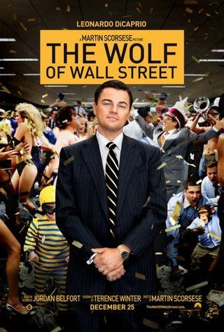 ليوناردو دي كابريو يدافع عن The Wolf Of Wall Street